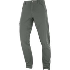 Salomon Wayfarer Tapered Pants Men urban chic